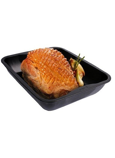 Zenker Zenker 7201 Special Cooking Emaye Teflon Kaplama Pişirme Kabı 40x34 Renkli